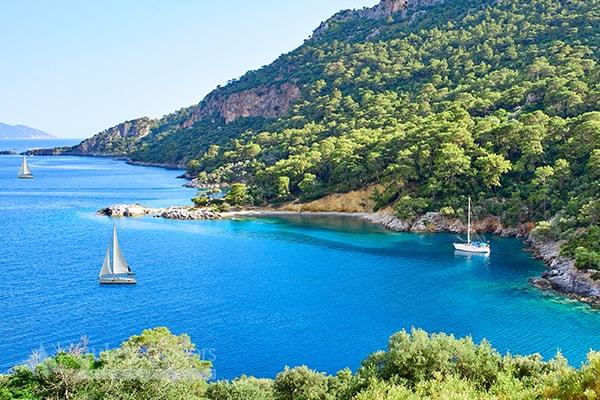 Gemiler Bay Fethiye