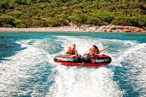 Gulet Cruise Water Sports