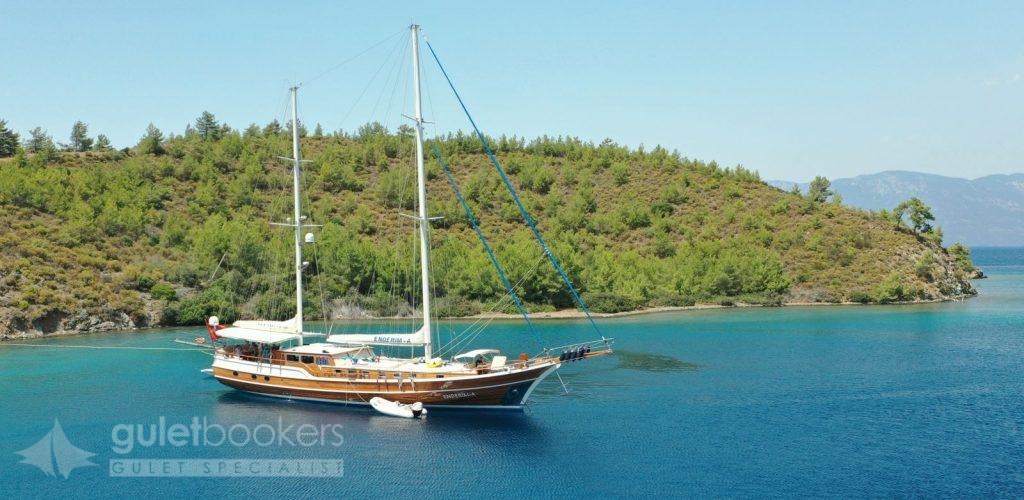 Gulet Yacht Enderim A