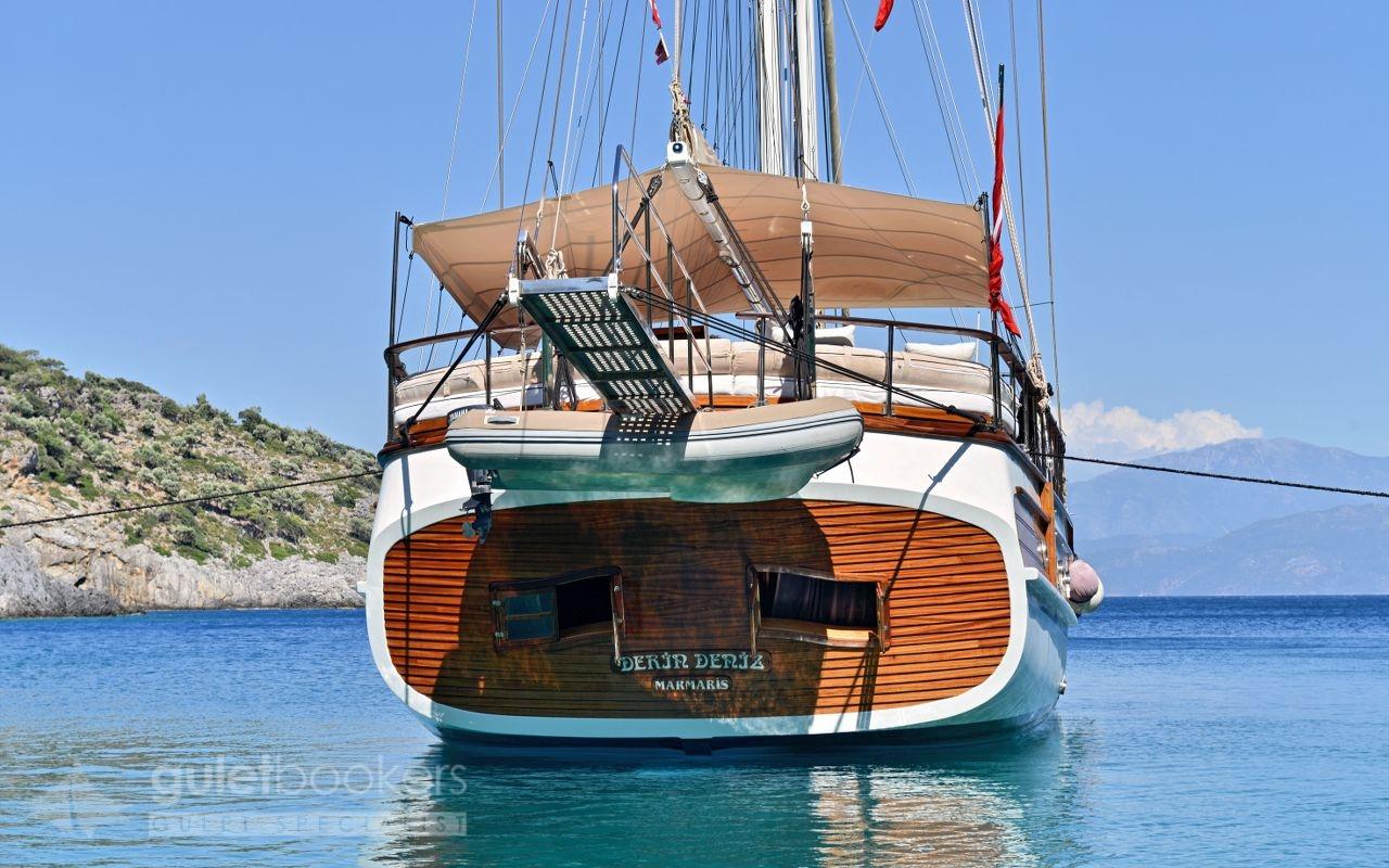 Gulet Derin Deniz