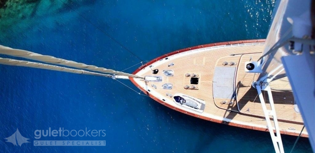 Services Included in Yacht Charters