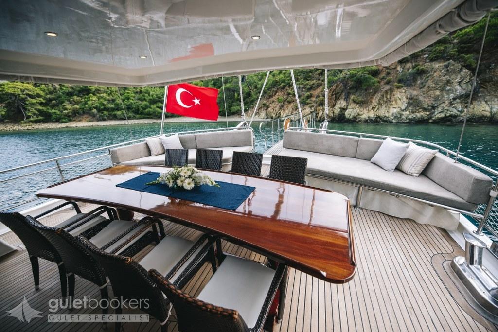 Gulet Kayhan 3