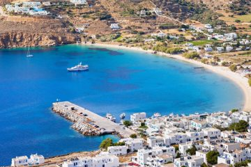 Gulet Charter Amorgos
