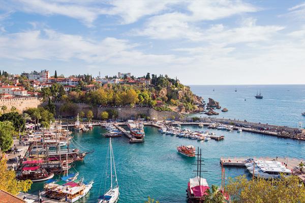 Gulet Charter Antalya
