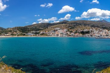 Gulet Charter Andros
