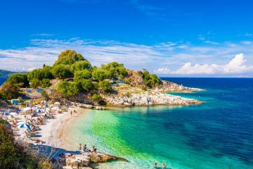 Gulet Charter Corfu