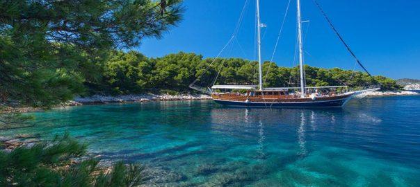 Noleggio Caicco in Croazia
