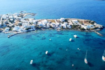 Gulet Charter West Cyclades