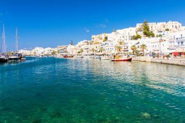 Noleggio Caicco Naxos