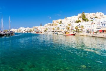 Gulet Charter Naxos