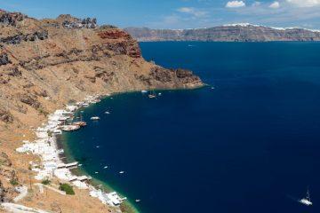 Noleggio Caicco Isole Cicladi Meridionali