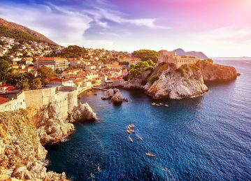 Gulet Cruise Croatia: Split to Dubrovnik Route