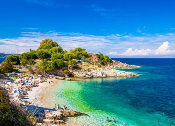 Corfu – Paxos – Lefkada – Zakynthos