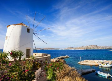 Discovering of Greek Coast by cruising Dodecanese and Cyclades