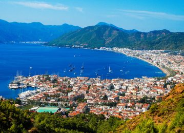 Marmaris – South Dodecanese & Cyclades Islands Cruise