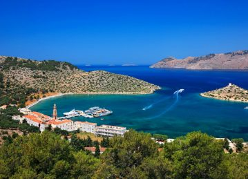 Gulet Cruise Itinerary Turkey & Southern Dodecanese