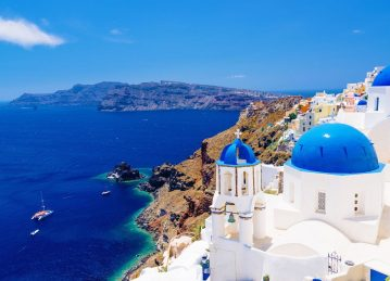 Santorini to Kos One Way Charter Route