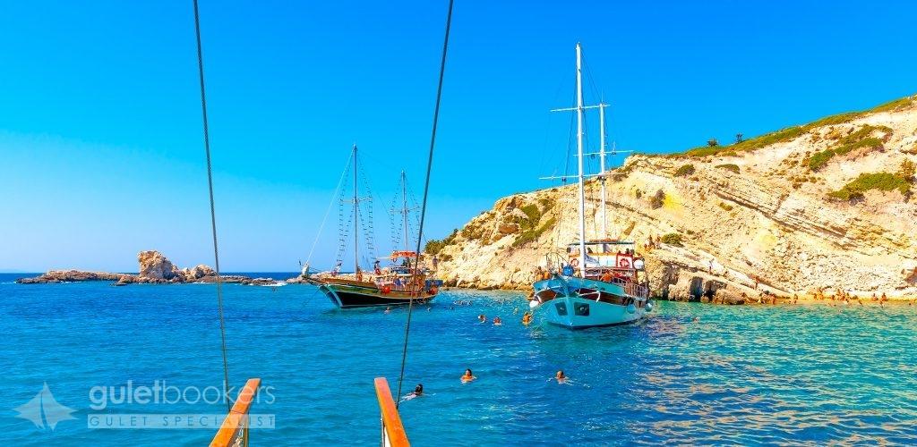 Pserimos Adası Yunanistan