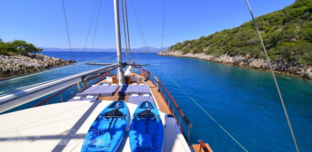 Summer Months are More Popular for Yacht Charter