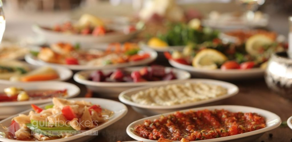 Delicious Turkish Mezes