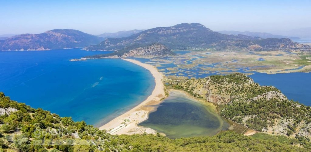 Iztuzu Beach Dalyan - Turkey
