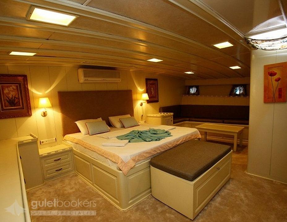 Gulet Fortuna 2 Cabins