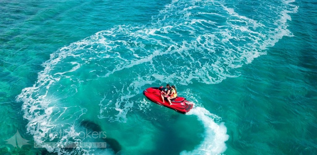 Gulet Charter Watersports