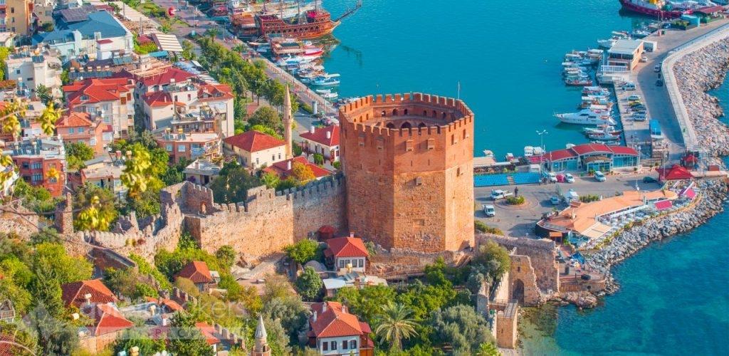 Porto di imbarco, Antalya
