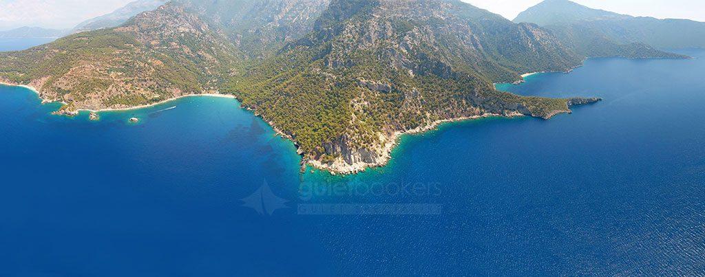 Hidden Paradise Fethiye Kabak Cove