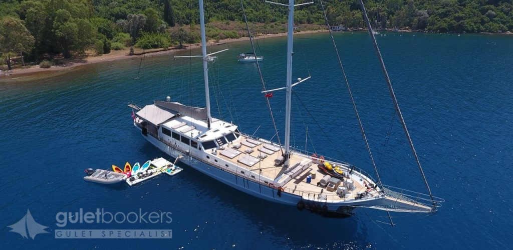 Gulet Yacht White Soul