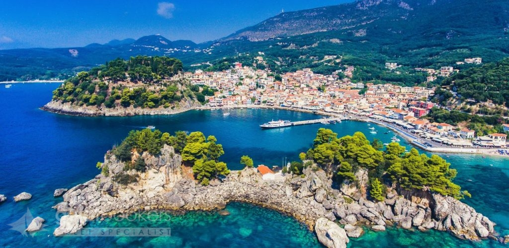 Secluded Holiday Parga Island