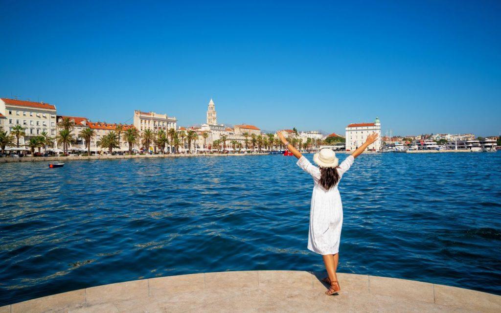 Split Dalmatia Croatia