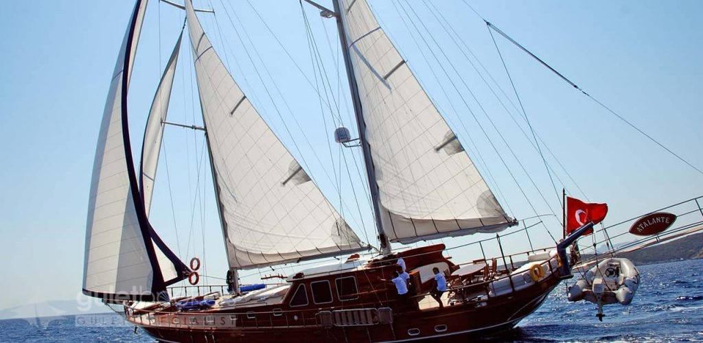 Gulet Yacht Atalante