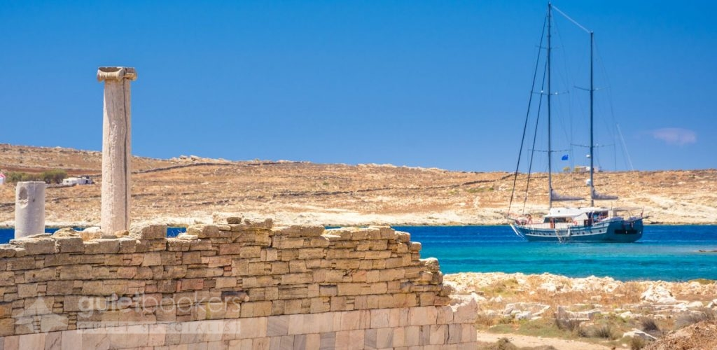 Heart of the Aegean Sea Delos Island