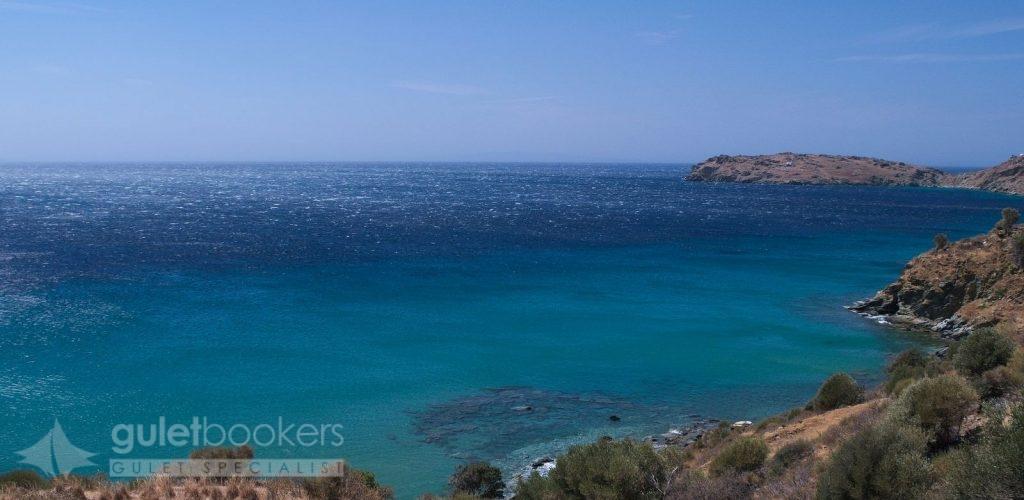Tinos Island North Cyclades Greece