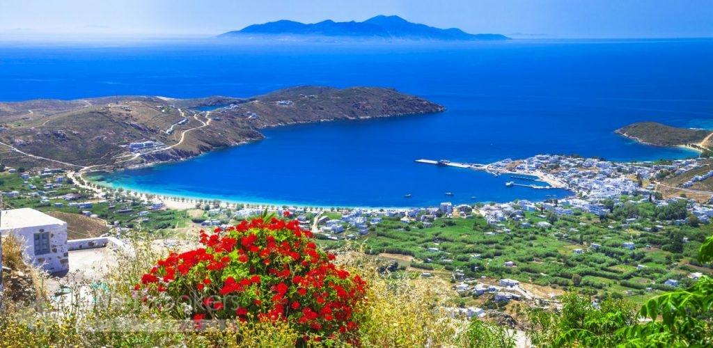 Tradtional Greek Island Serifos