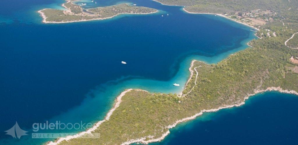 Boncuk Bay Sedir Island