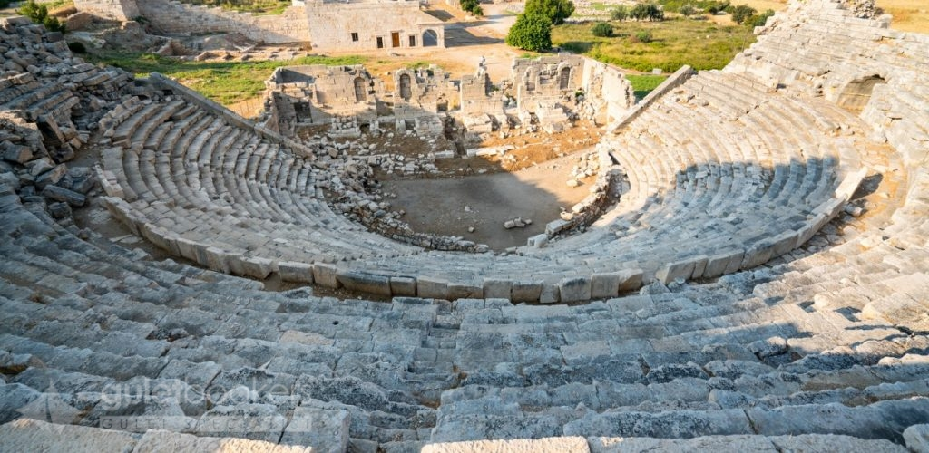 Ancient Lycian City Patara