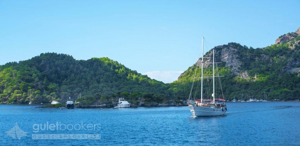 Gocek Turkey Gulet Cruises