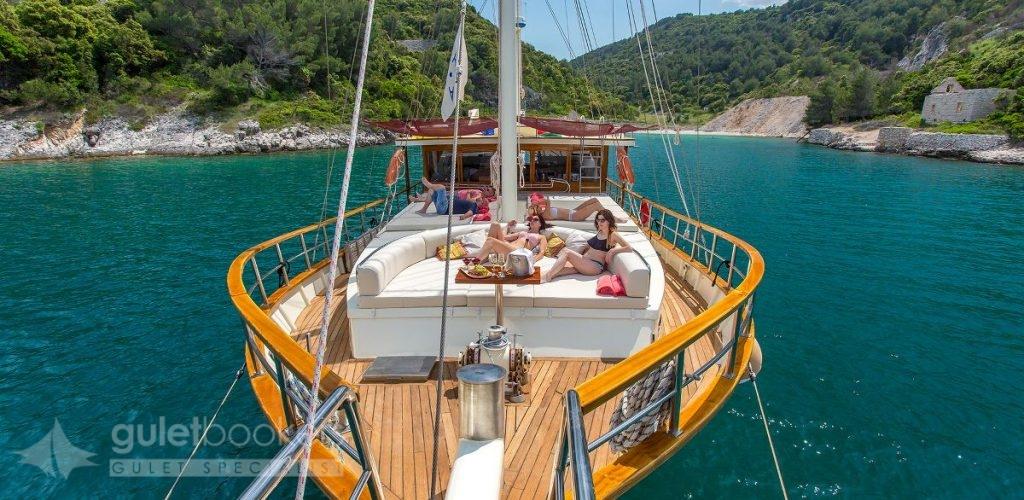Gulet Cruises Around Croatia