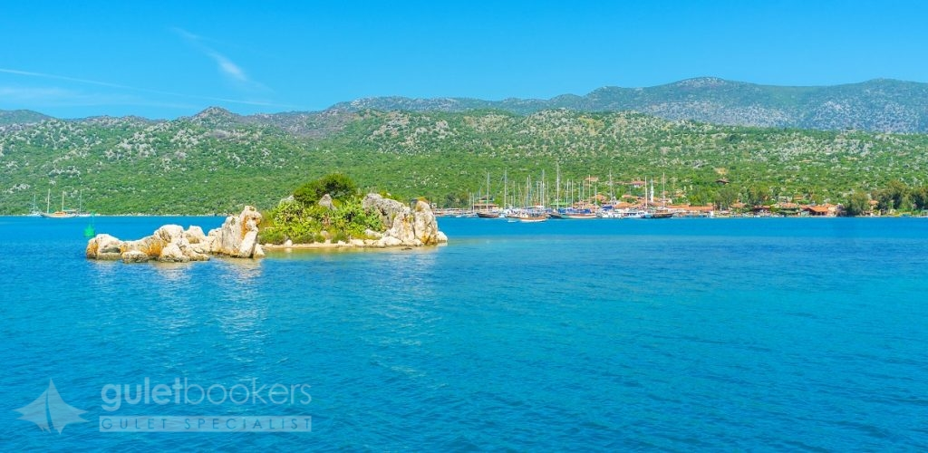 Hidden and Mysterious Places in Kekova