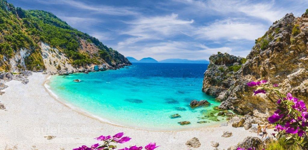 Lefkada Island Greece