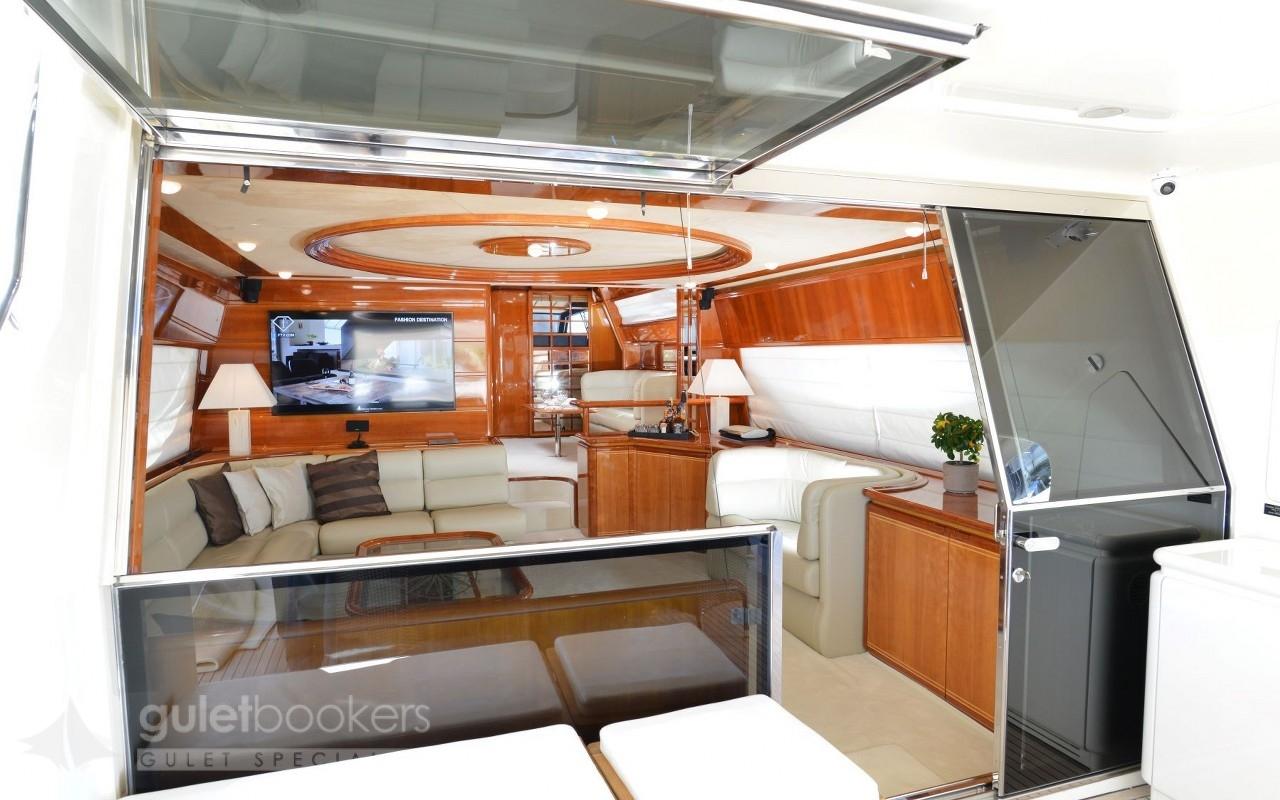 Motor Yacht Kentavros 2