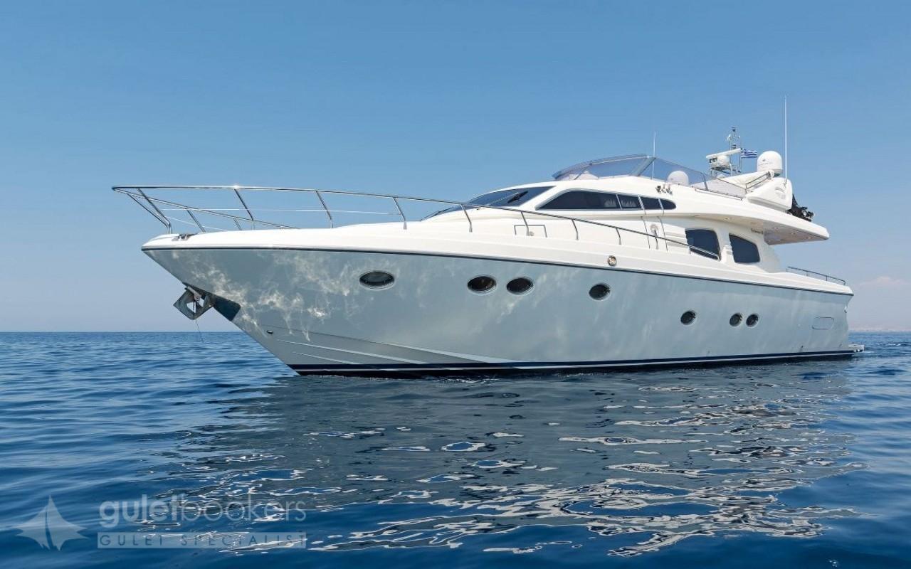 Motor Yacht Lettouli III