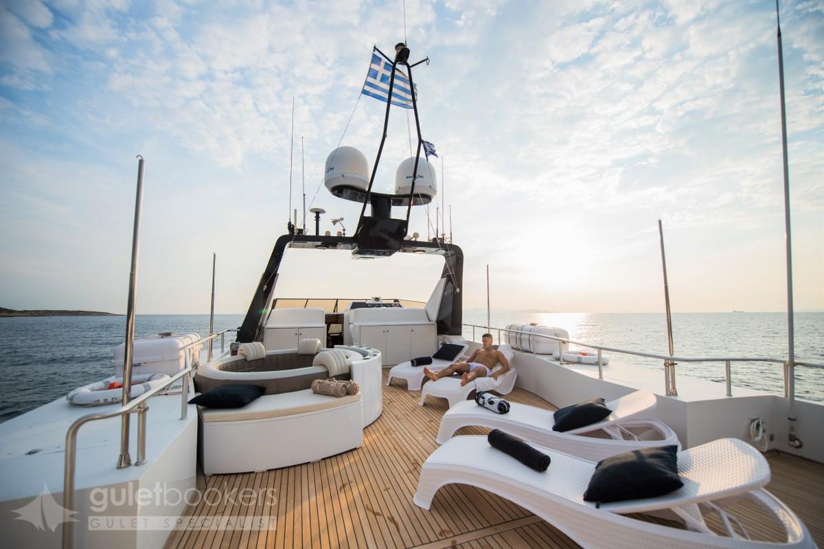 Motor Yacht Andrea