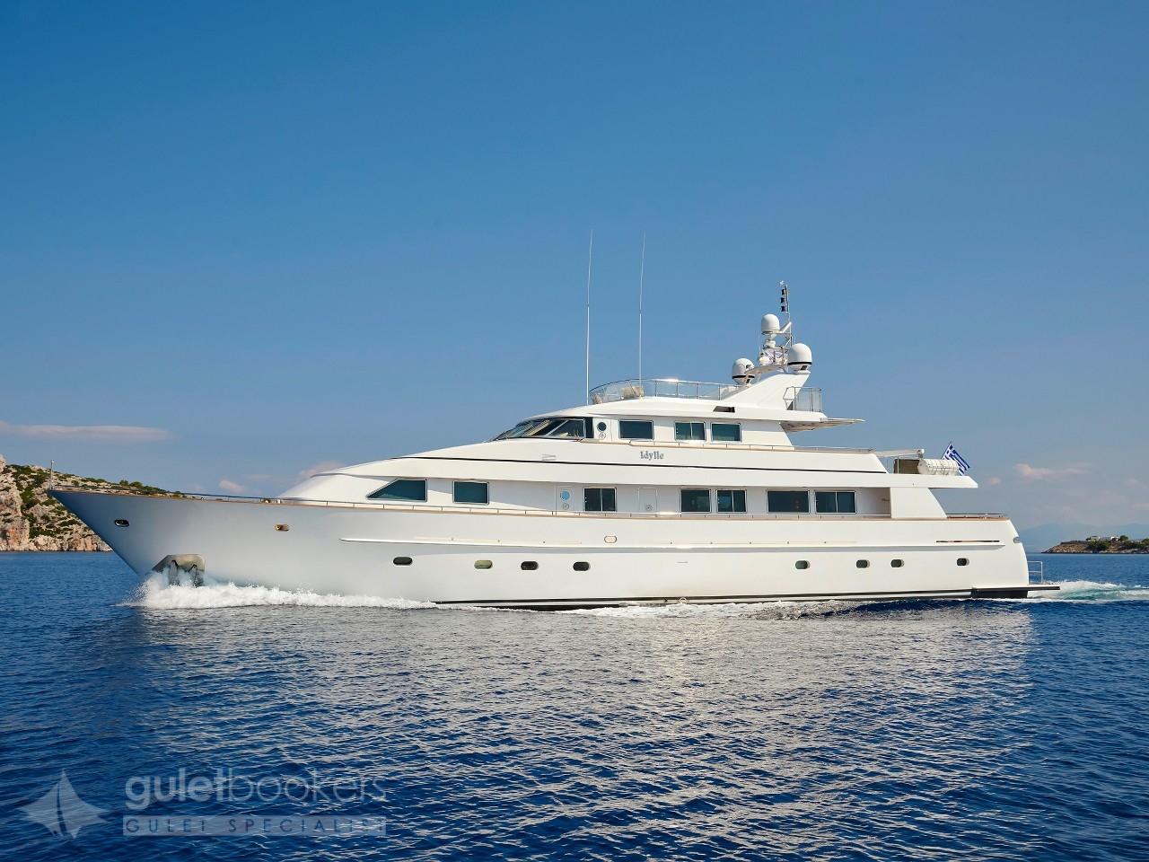 Motor Yacht Idylle