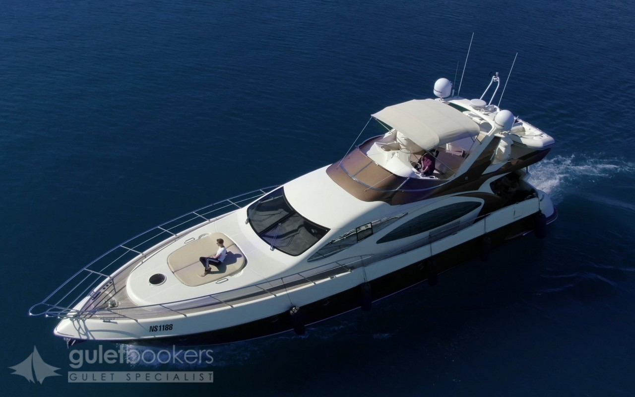 Motor Yacht Medusa