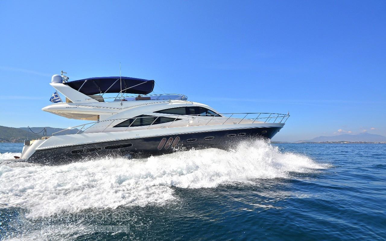 Motor Yacht Wave Master