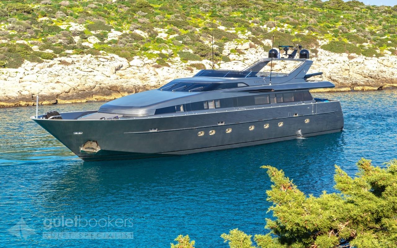 Motor Yacht Summer Fun