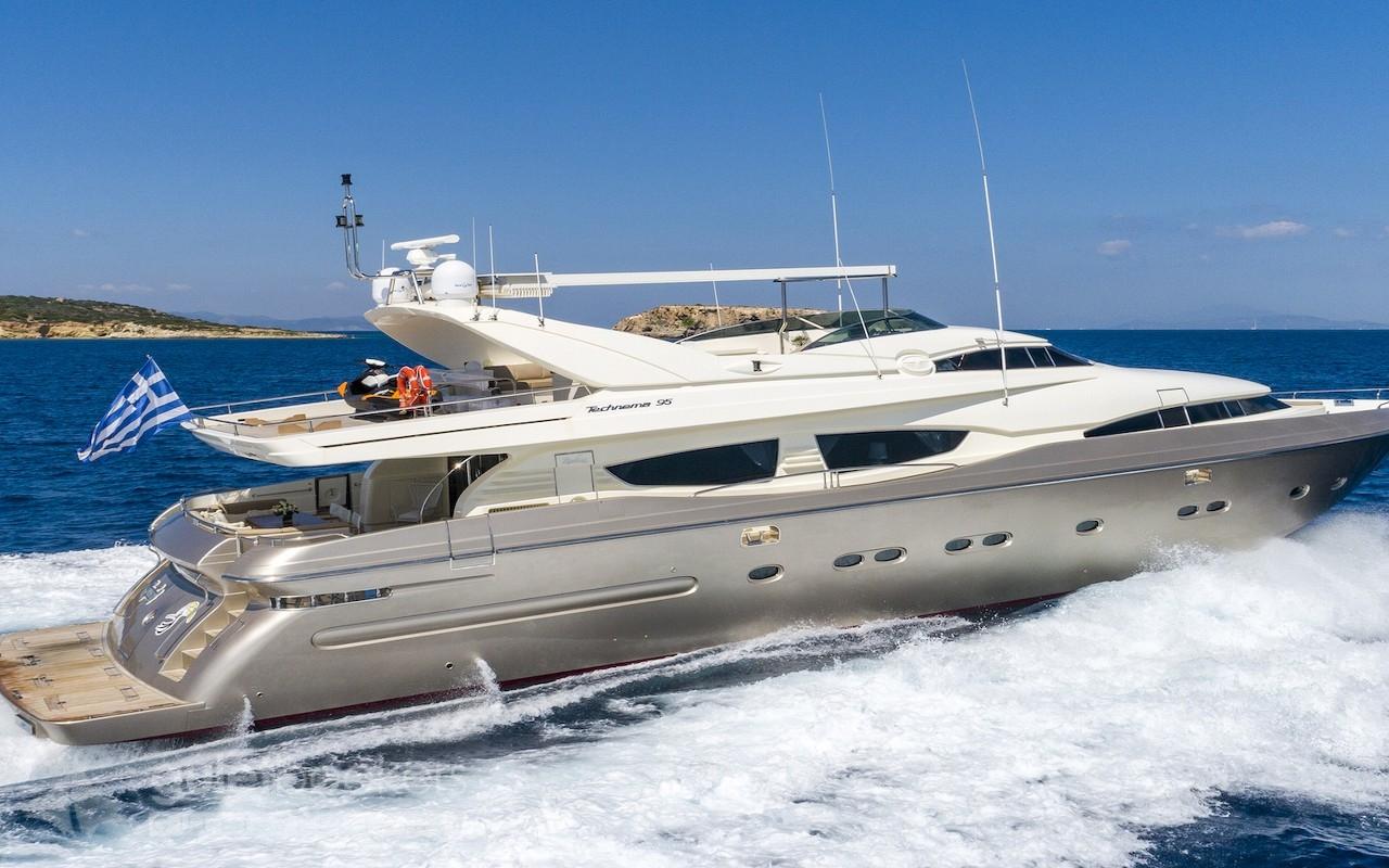 Motor Yacht Zambezi